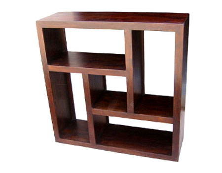 Charmant Cube Style Display Shelving Unit